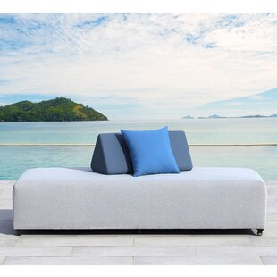 Douville Patio Daybed with Cushions