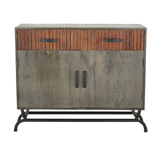 Kulik Industrial Accent Cabinet by Williston Forge