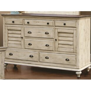 Kennington 7 Drawer Combo Dresser