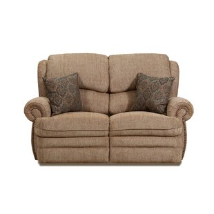 Shop Shaunna Reclining Loveseat by Red Barrel Studio