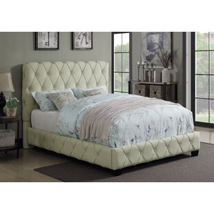 Nyla Upholstered Panel Bed