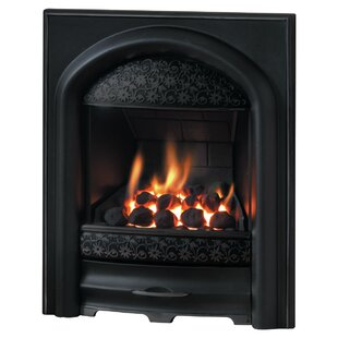 Elsa Natural Gas Inset Fire By Belfry Heating