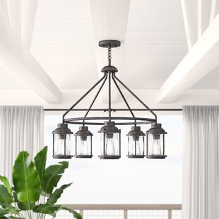 Ashland Bay 5-Light Outdoor Chandelier