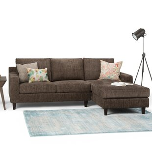 Ivy Bronx Bay Sectional with Ottoman