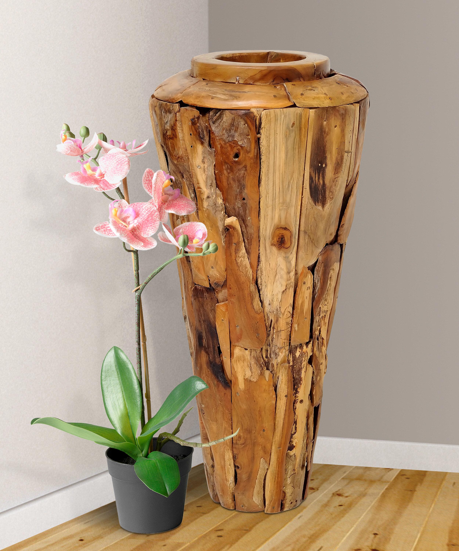 Jamal Driftwood Floor Vase Reviews