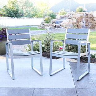 Salvatore Patio Dining Chair (Set of 2)