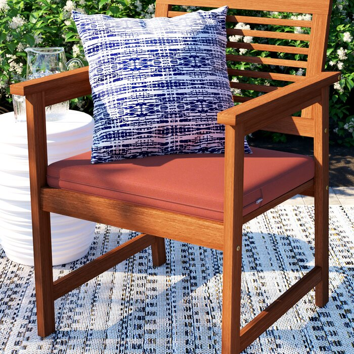 Kendala Indoor/Outdoor Cushion Cover with Foam