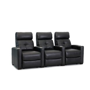 Home Theater Sofa by Orren Ellis New