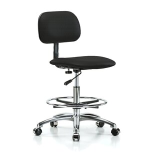 Perch Chairs & Stools Low-Back Drafting C..