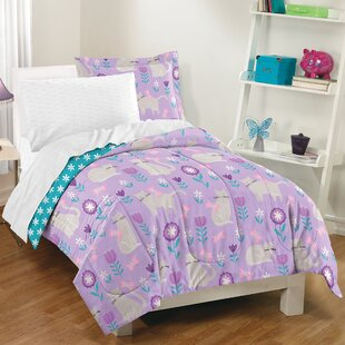 Lupe 5 Piece Reversible Comforter Set