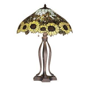Meyda Tiffany Wild Sunflower 30
