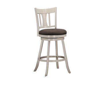 Winston Porter Eastham Swivel Bar Stool