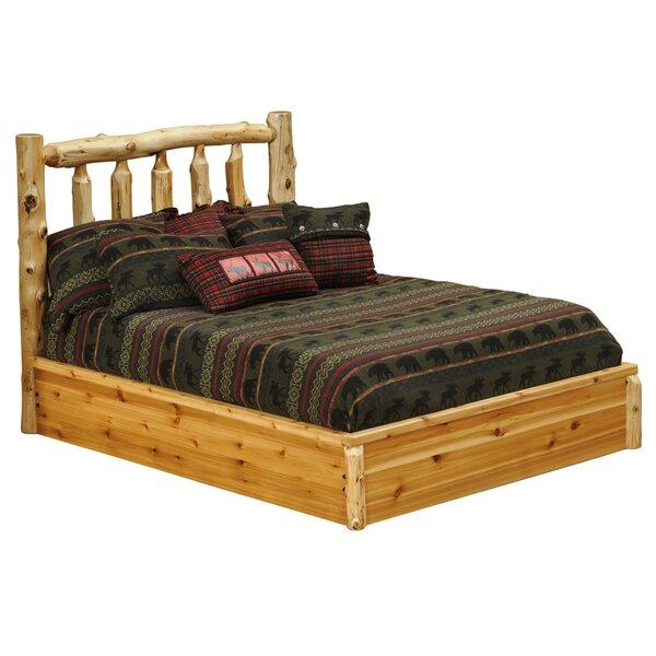 Image  Cedar Platform Bed byFireside Lodge