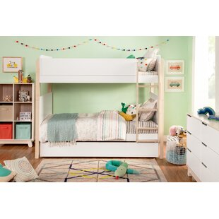 Buy clear Universal Storage Trundle Twin Bunk Bed by babyletto Reviews (2019) & Buyer's Guide