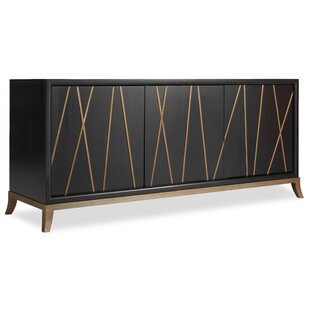 66 TV Stand by Hooker Furniture
