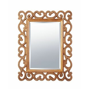 Astoria Grand Roser Wall Accent Mirror