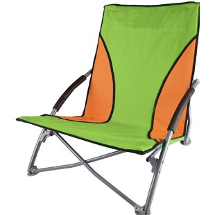 Janet Low Profile Folding Beach Chair by Freeport Park