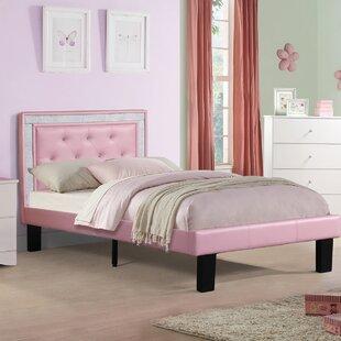 Deavers Panel Bed by Harriet Bee