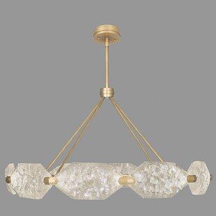 Fine Art Lamps Allison Paladino 20-Light Kitchen Island Pendant