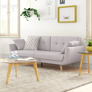 Chang 3 Seater Clic Clac Sofa Bed By Zipcode Design