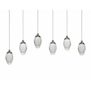 Drop 6-Light Pendant by Ra..