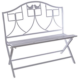 Rigby Metal Bench By Sol 72 Outdoor