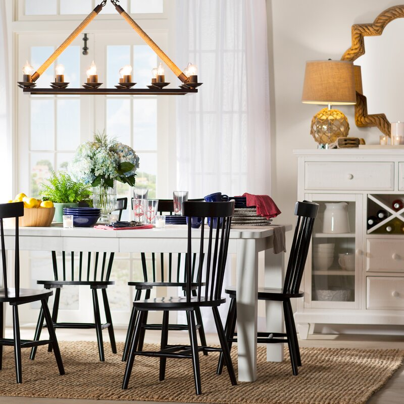 Beachcrest Home Roudebush Solid Wood Dining Chair & Reviews | Wayfair