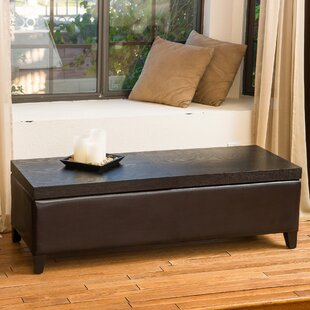 Home Loft Concepts Slavin Storage Ottoman