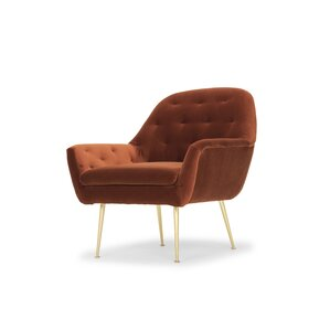 Ida Lounge Chair by Nordic Upholstery