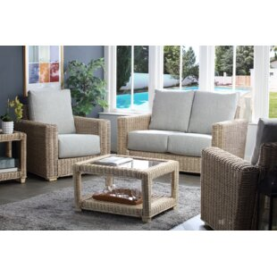 Shamrock 5 Piece Conservatory Sofa Set By Beachcrest Home