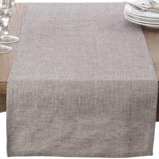 Calla Classic Heavy Denier Linen Table Runner