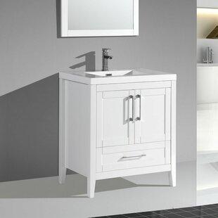 Affordable Surry 30 Single Bathroom Vanity ByRed Barrel Studio