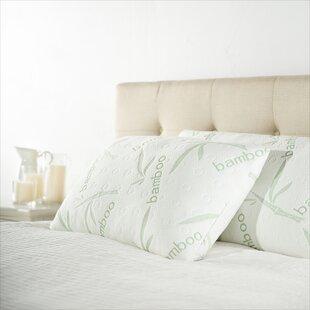 The Twillery Co. Moore Shredded Memory Foam Pillow (Set of 2)