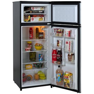 7.4 cu. ft. Energy Star Top Freezer Refrigerator by Avanti Products