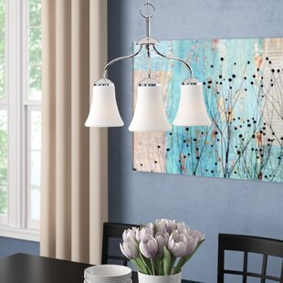 Big Save Francisca 3-Light Shaded Chandelier By Winston Porter