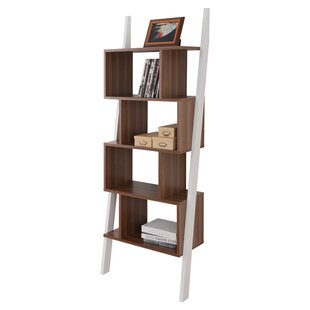 Modern Contemporary Narrow Ladder Shelf