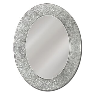 Affordable Price Danette Coral Bathroom/Vanity Mirror By House of Hampton