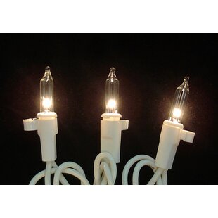 LB International 70 Christmas Light with Clips for Yard Art Decoration