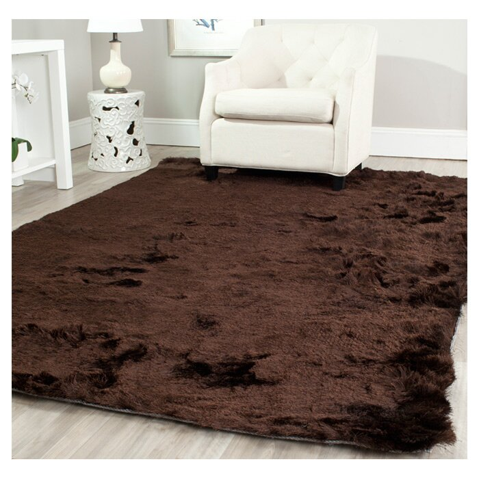 Winnie Chocolate Outdoor Area Rug