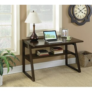 Compare & Buy Dansville Desk with Outlet By Bloomsbury Market