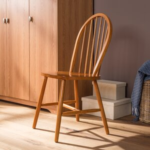 Maguire Solid Wood Dining Chair