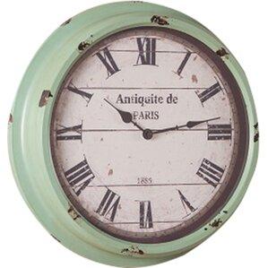 Andrea Round Wall Clock