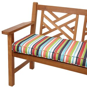 Outdoor Sunbrella Bench Cushion