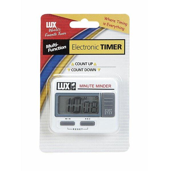 LUXZ Mute Minder Electronic Kitchen Timer U0026 Reviews | Wayfair