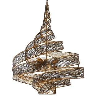 Bloomsbury Market Dream 6-Light Geometric Pendant