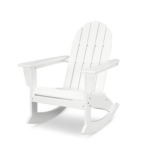 Vineyard Adirondack Rocking Chair by POLYWOOD?