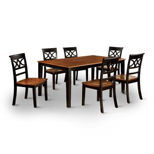 Paulette 7 Piece Dining Set DarHome Co