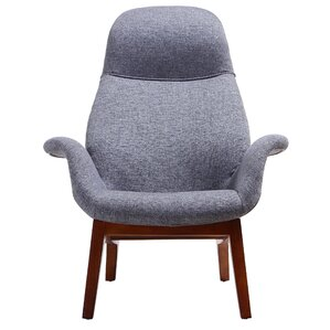 Nero Lounge Chair by Corrigan Studio