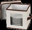 Dinnerware & Stemware Storage