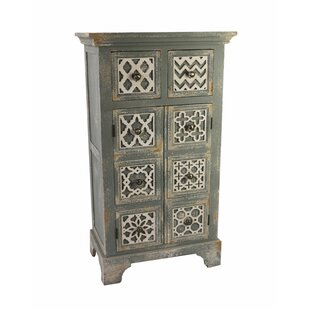 Parra 8 Drawer Accent Chest by Bungalow Rose